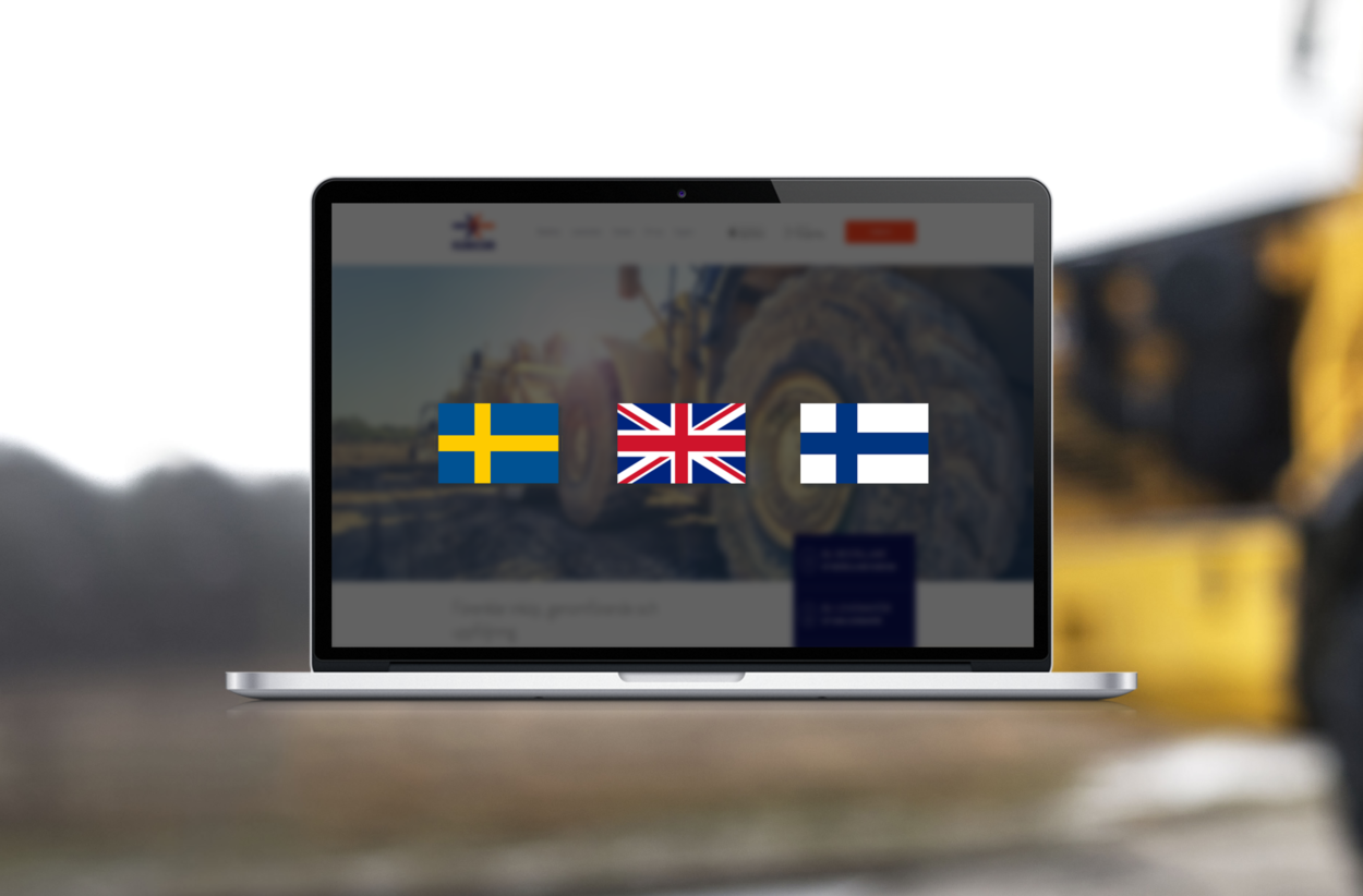 Kubicom's multilingual website makes it easier to get started