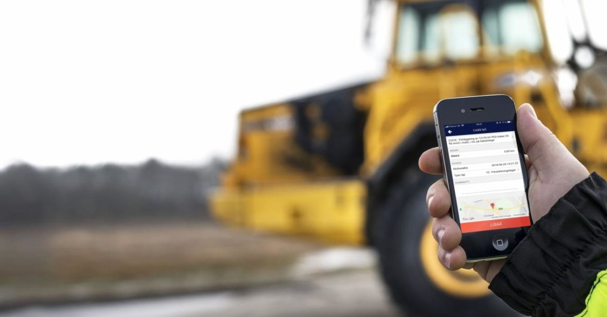 Digital platform for purchasing machine and transport resources is now launched in Finland