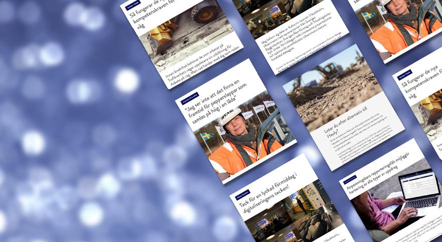 De mest lästa bygg- och anläggningsnyheterna hos Kubicom
