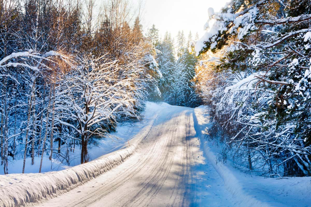 Nya regler gällande vinterdäck på tunga bilar och släpvagnar