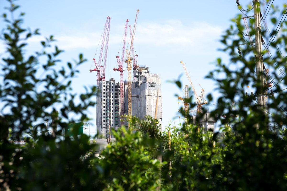 Tuffare miljökrav för byggbranschen