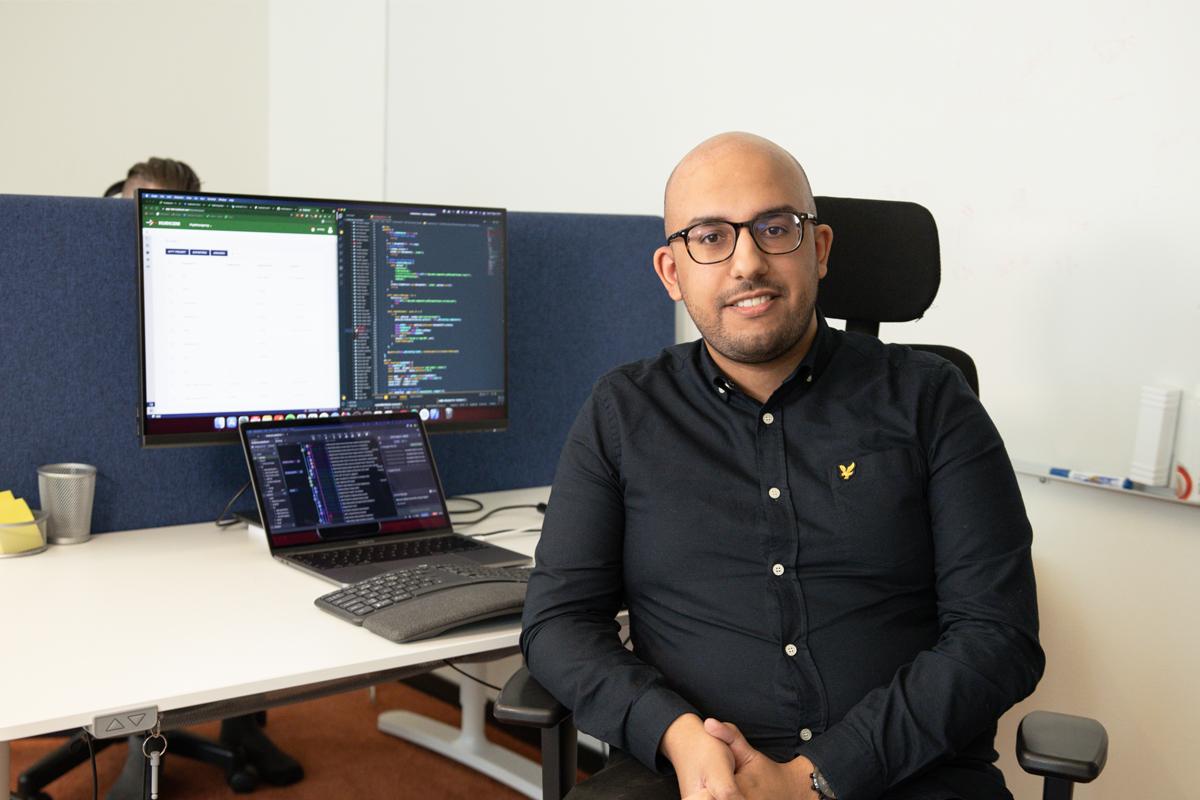 Ny medarbetare – Välkommen Mohammad!
